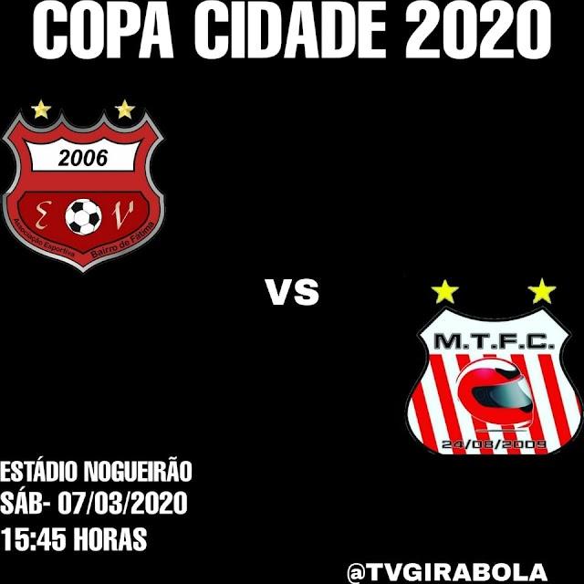 GIRA BOLA: Resumo das notícias esportivas em Elesbão Veloso e as últimas do plantão permanente para esta quinta-feira, 5 de Março 2020