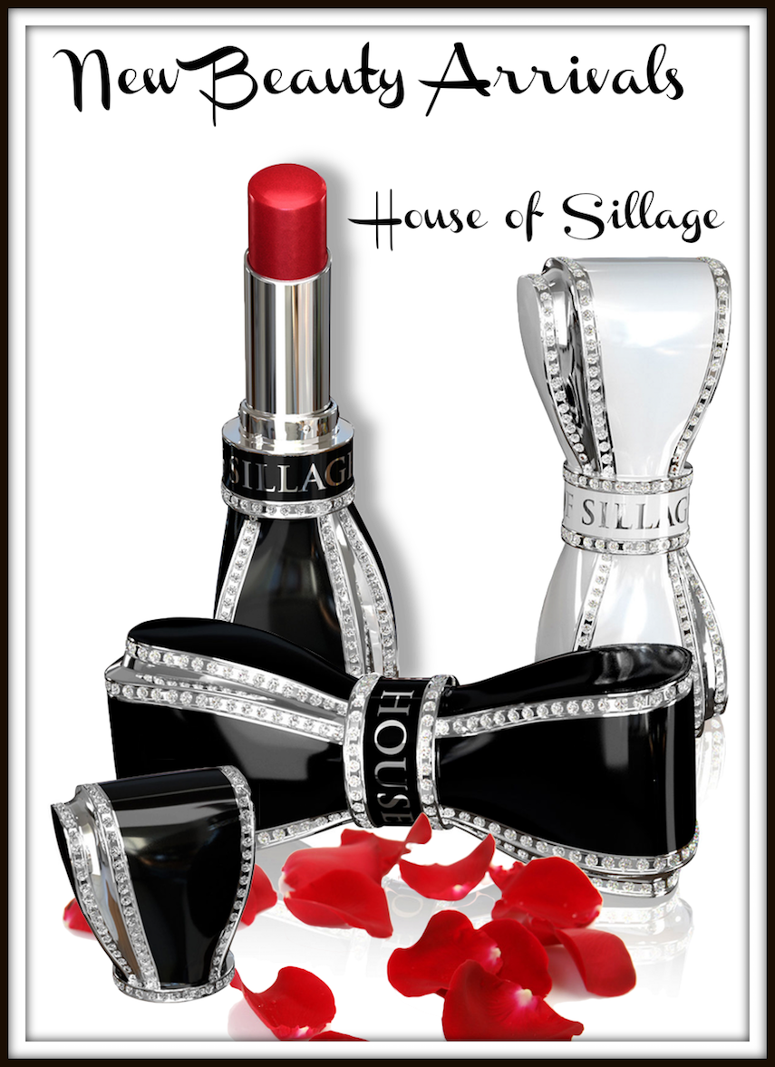 House of Sillage Limited Edition Lipstick Cases