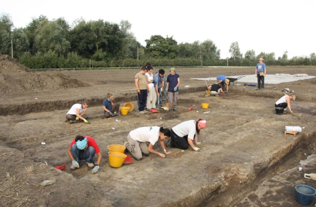 Bronze Age village found near Roman city of Aquileia