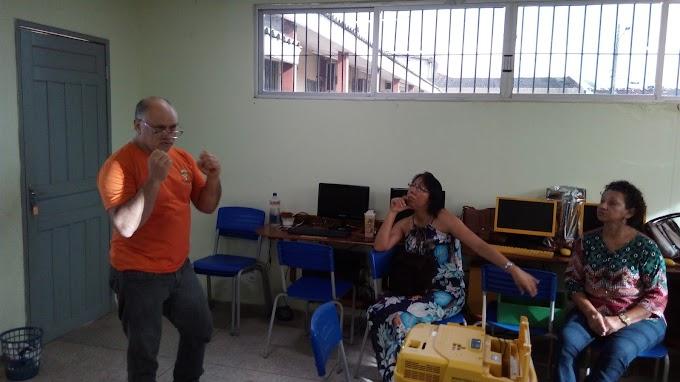 Semana Pedagógica Escola Armando Correa