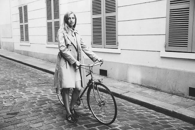 trench coat | Camille De Dampierre