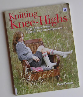 Knitting Knee-Highs book cover
