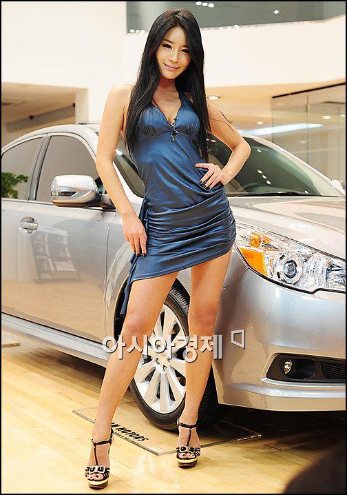 [Park Si Hyun] 2011.01.05 - Asia Model Awards Profile Photos
