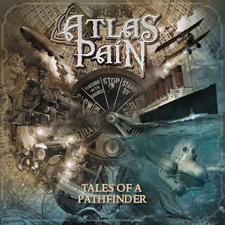"Το βίντεο των Atlas Pain για το ""The Moving Empire"" από το album ""Tales of a Pathfinder"""