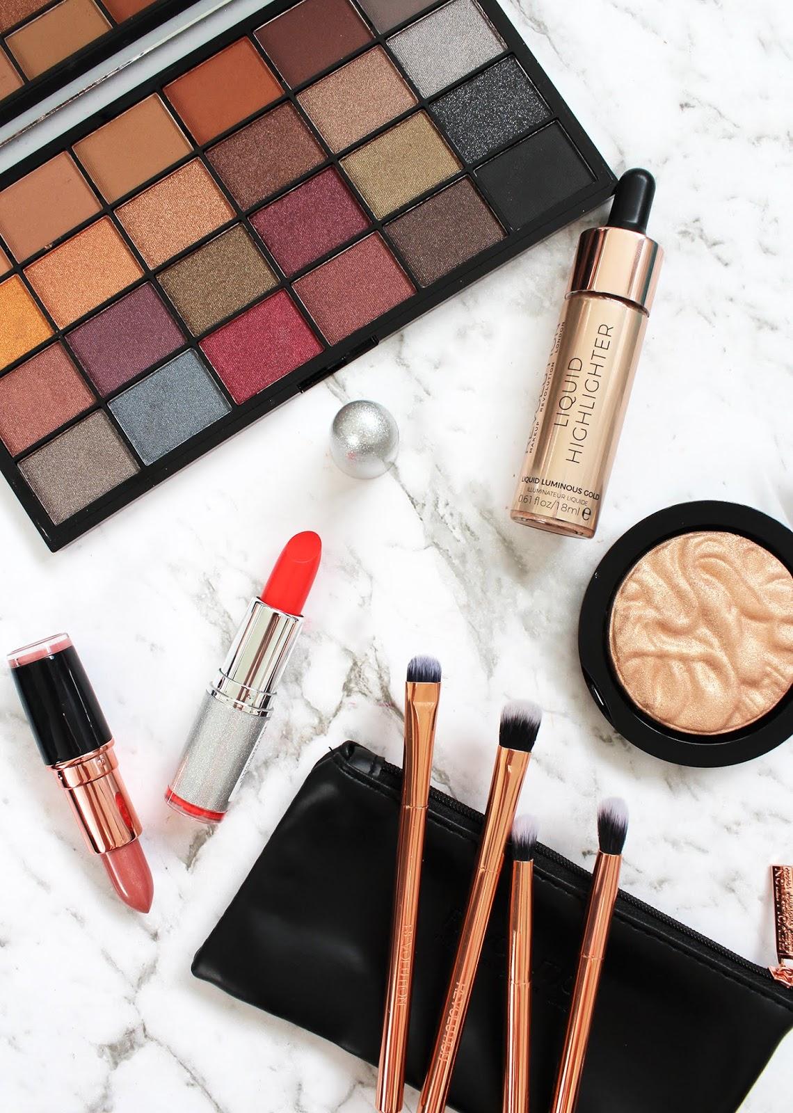 Makeup revolution beauty bay