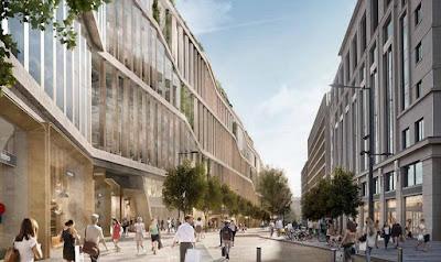 5 - Google unveils plans for its new £1billion London based Headquarters (photos)