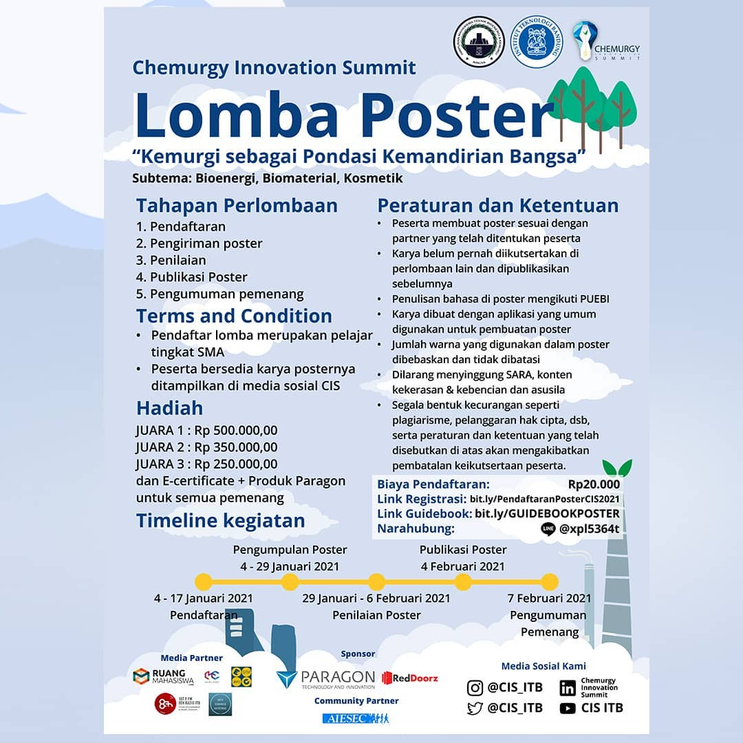 Lomba Poster 2021