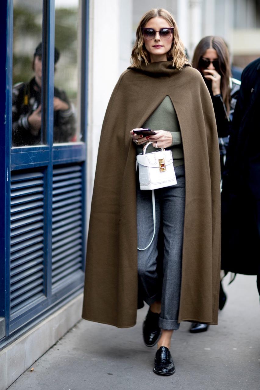 The Olivia Palermo Lookbook Olivia Palermo At Paris Fashion Week X