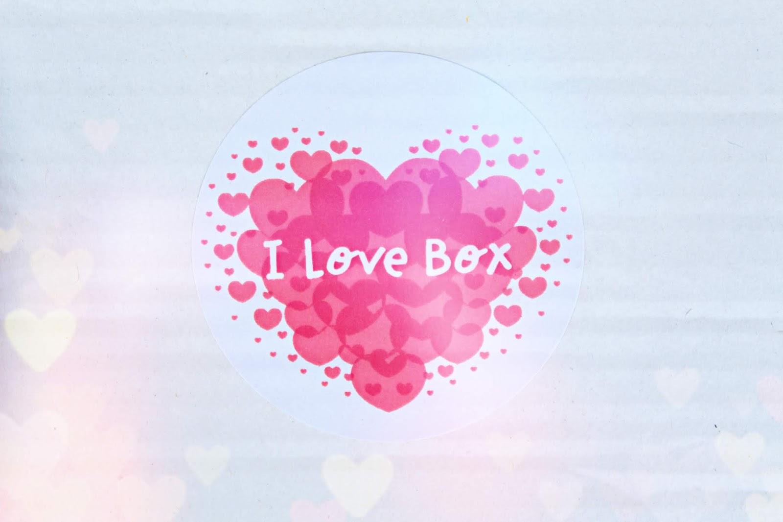 I LOVE BOX by Agata - unboxing pudełka - lipiec 2019
