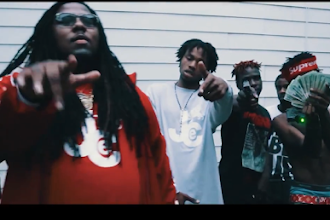 """Just Rich Gates ft. MPR Wee, MPR Quakeco, Sleepy Gates - """"Stay Down""""Video {Shot By Louie Vision} @JustRichGates"""