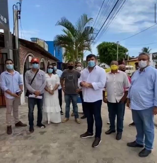 Três postos de saúde são reabertos pelo prefeito de Entre Rios