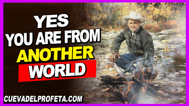 Did you know that you are from another world - William Marrion Branham