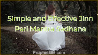 Muslim Jinn Pari Mantra Sadhana