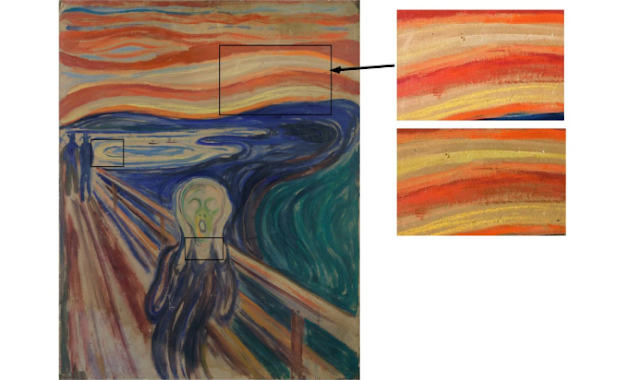 "Edvard Munch. ""Grito"""