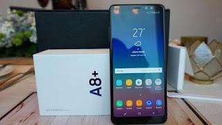 Samsung Galaxy A8 dan A8+ (2018)