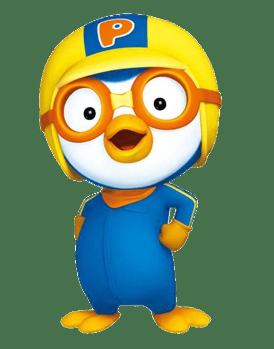 Pororo Cute Wallpaper Cartoon Characters Pororo Png