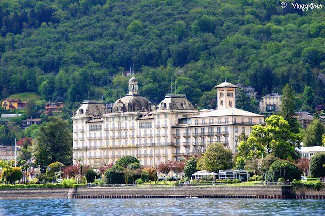 Hotel des Isles Borromee il più lussuoso hotel di Stresa