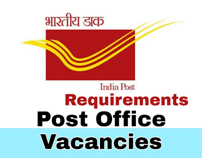 India post office requirement