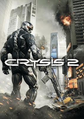 Capa do Crysis 2