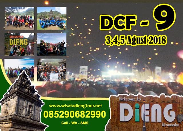 Paket Dieng Culture Festival 2018