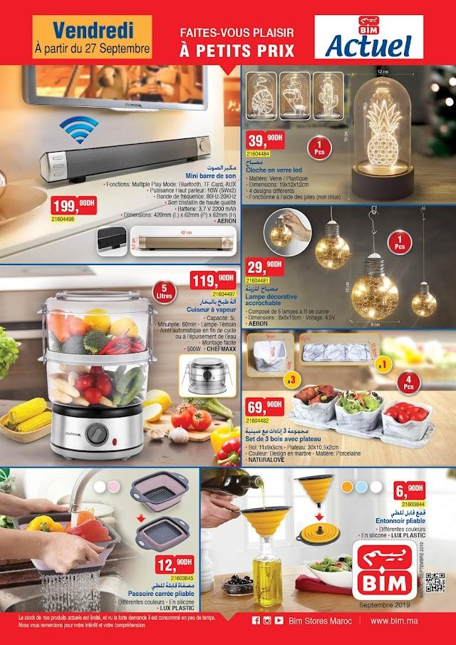 Catalogue BIM Maroc 27 Septembre 2019