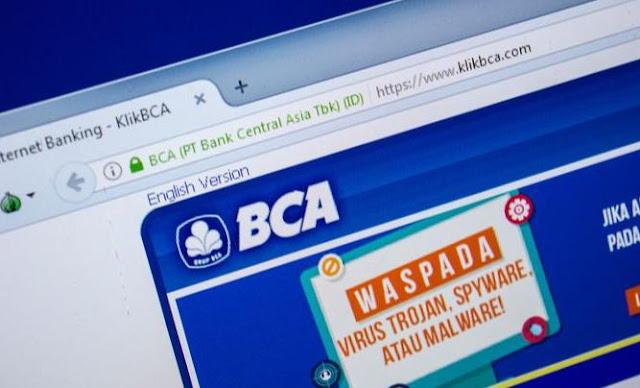 Internet Banking KlikBCA Individu