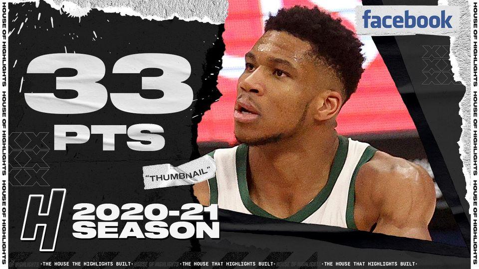 Giannis Antetokounmpo 33pts 11reb 11ast vs WAS | March 13, 2021 | 2020-21 NBA Season