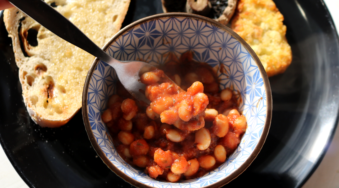 Homemade Baked Beans recipe