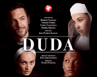 Obra DUDA | Teatro Nacional C