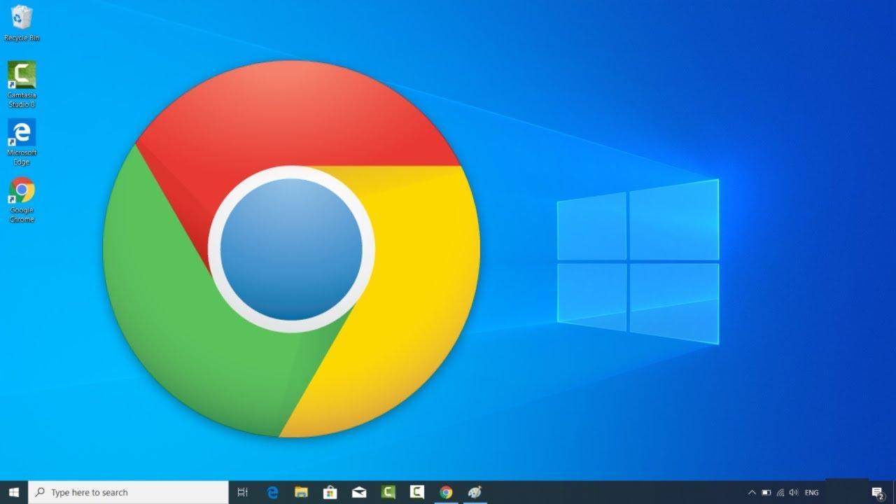 طريقة تنزيل وتثبيت متصفح جوجل كروم Google Chromre على الكمبيوتر أخر إصدار مجانا