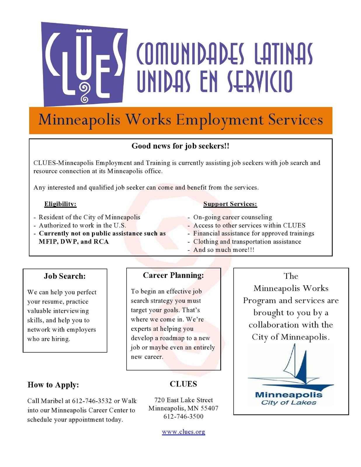 resume help minneapolis