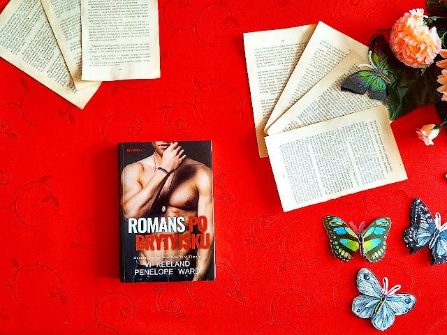 """""""Romans po brytyjsku"""" - Vi Keeland & Penelope Ward"""