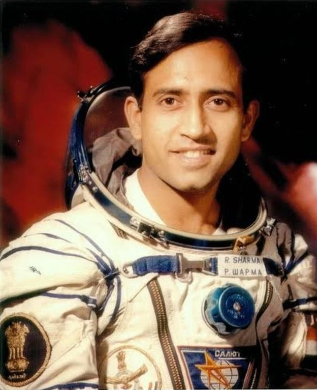 First Indian Astronaut - Rakesh Sharma