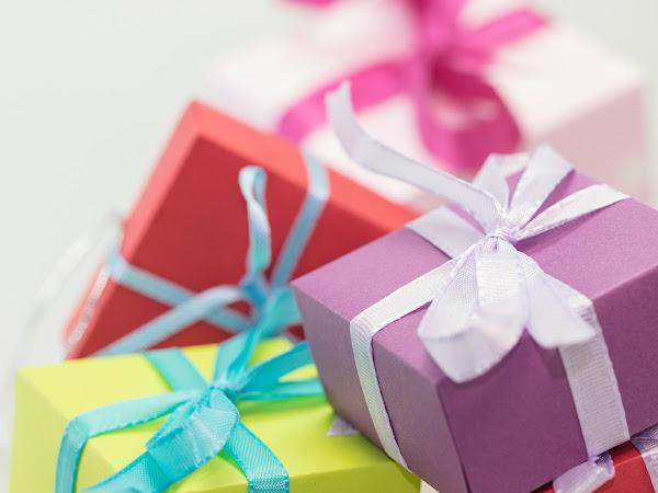 5 idées pour un emballage cadeau réussi !