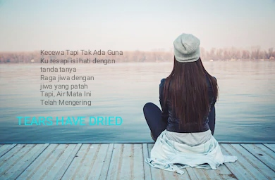 Puisi Tentang Lelah Hati dengan Luka yang Sulit Pergi!!!