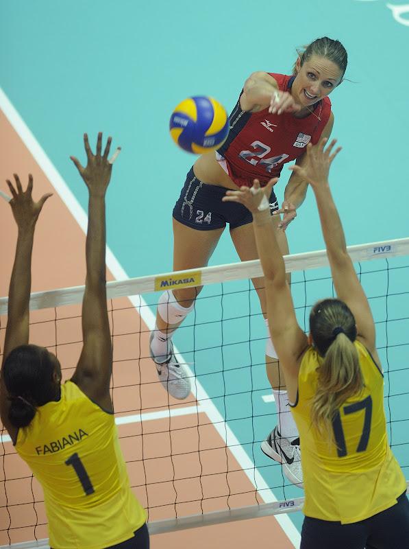 971da994e2 A seleção brasileira feminina de vôlei conseguiu uma grande reação