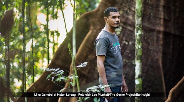 Mika Ganobal, Sang Penggerak Rakyat Aru