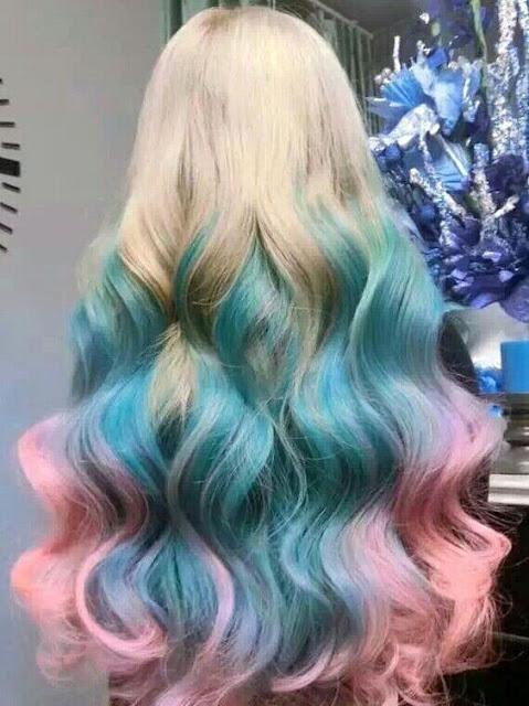 pelo unicornio 2017-color