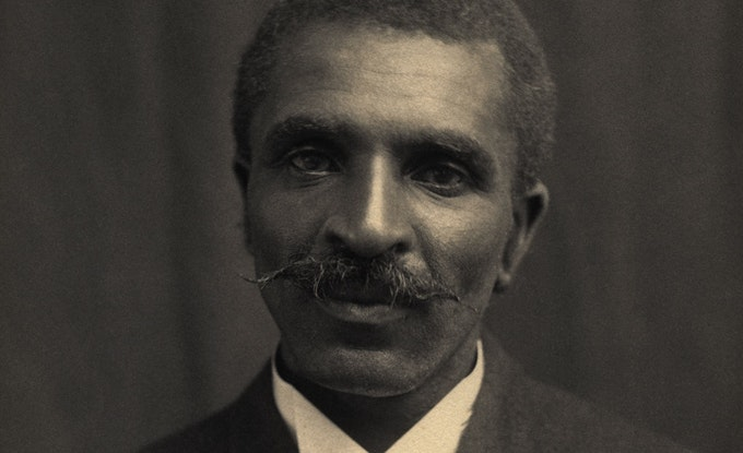 George Washington Carver is known for his research that impacted America