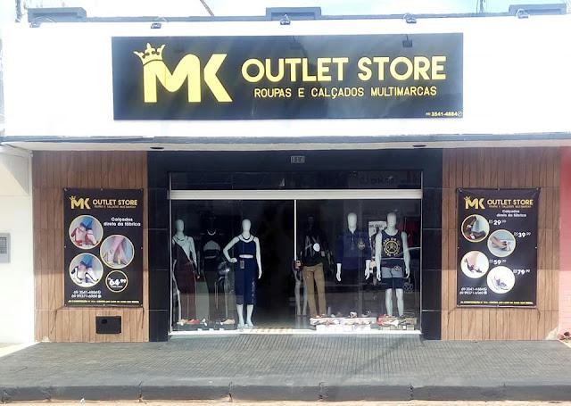 MK Outlet Store, produtos multimarcas a preços de fábrica inaugura loja em Guajará-Mirim