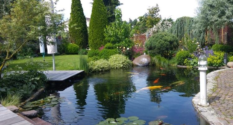 Impressionen private Gärten