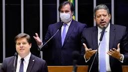 Baleia e Lira negociam cargos na Mesa Diretora com partidos aliados
