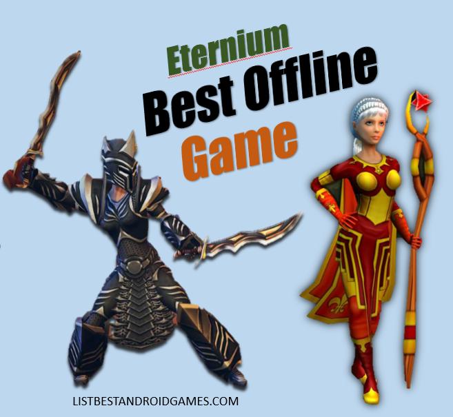 Eternium One Of Best Offline Game