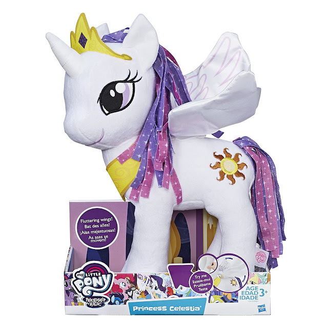 2017 My Little Pony Plushie Celestia