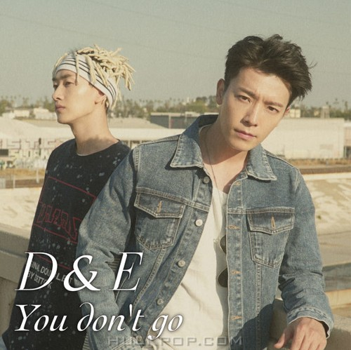 SUPER JUNIOR-D&E – You don't go – Single (Japanese)