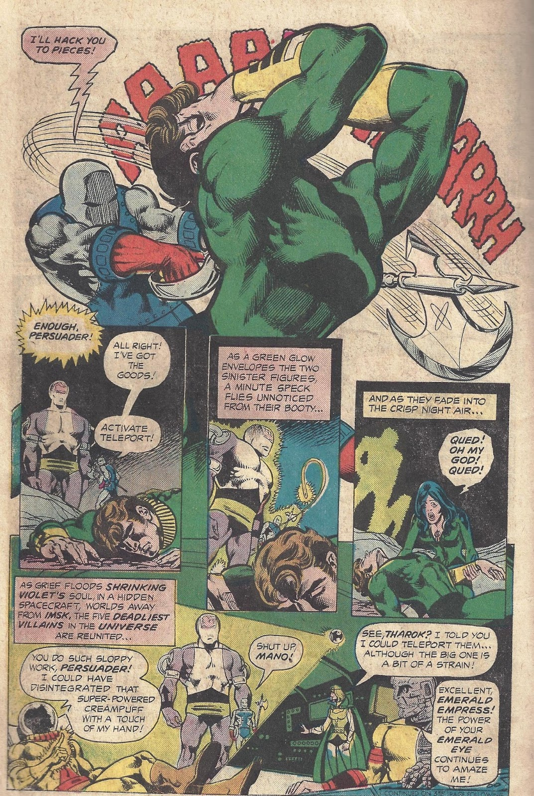 Bronze Age Babies: Iron Mike's Legion: Superboy and the