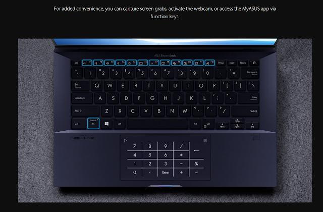 keyboard expertbook