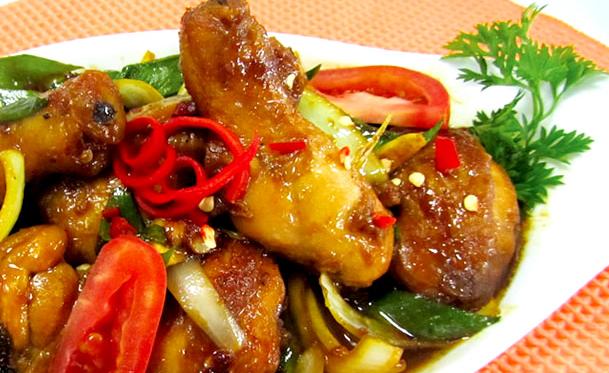 Resep Ayam Kecap Sederhana Dan Lezat
