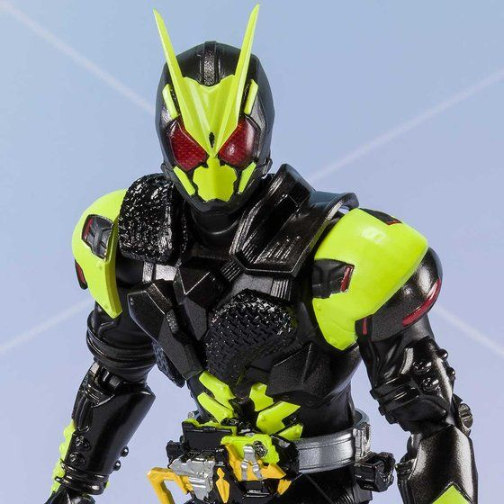 S.H.Figuarts KAmen Rider 001 Revealed!