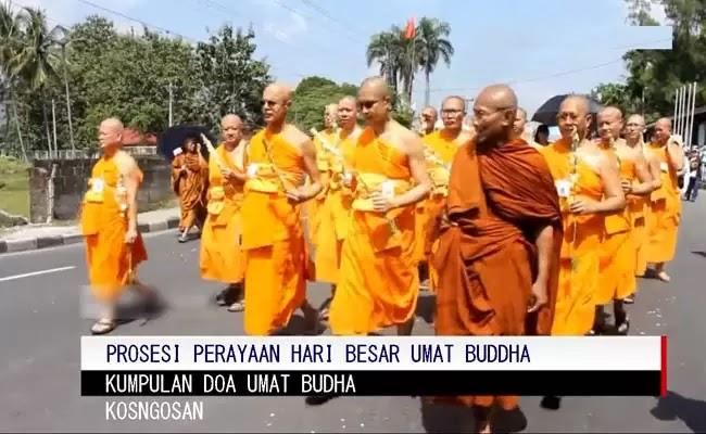 contoh doa buddha